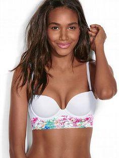Multi-Way Bustier Bra - PINK - Victoria's Secret  From victoriassecret.com
