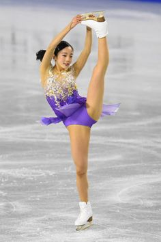 Marin Honda of Japan competes in the ladies short program during day one of the 86th All Japan Figure Skating Championships at the Musashino Forest Sports Plaza on December 21, 2017 in Chofu, Tokyo, Japan.