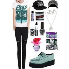 I love pierce the veil so some merch would be cool ;)