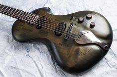 Instrument Designs   Ergon Guitars #beautifulguitars