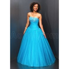 2008 winter quinceanera dress,ball gown strapless floor-length spring quinceanera gown designer quinceanera ball gowns,Embellishment:Beadingbr / Silhouette:A-line br / Neckline:Straplessbr / Sleeves: Sleevelessbr / Train: Floor-lengthbr / Back:Lace Up Baby Blue Prom Dresses, Blue Ball Gowns, Pretty Prom Dresses, Strapless Prom Dresses, Prom Dresses 2018, Ball Gowns Prom, Quinceanera Dresses, Ball Dresses, Cute Dresses