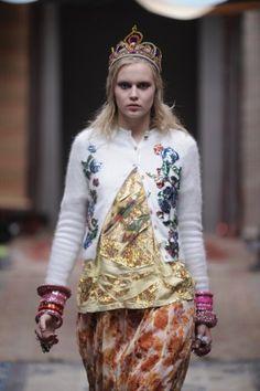 Meadham Kirchhoff @ London Womenswear A/W 10 - SHOWstudio - The Home of Fashion Film