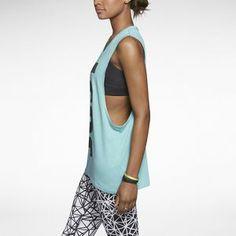 """Nike """"Just Do It"""" Muscle Women's Tank Top"""
