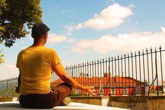 Existem muitas novas maneiras de praticar yoga mas, no final, o resultado é sempre o mesmo: cuidar da sua saúde e bem-estar!  #viaverde #viagensevantagens #yoga