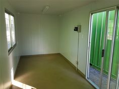 Our thermally insulated offices measure x or floor space. Container Office, Container Design, Site Office, Container Conversions, Mobile Office, Storage Facility, Self Storage, Floor Space
