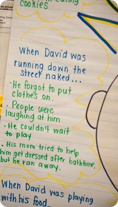 문장을 읽는연습 하는데 사용한다
