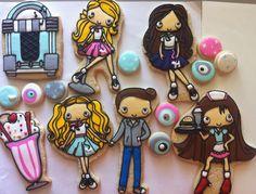 Retro Cookies!