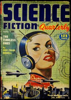 """Dedicated to all things """"geek retro:"""" the science fiction/fantasy/horror fandom of the past including pin up art, novel covers, pulp magazines, and comics. Norman Rockwell, Vintage Comics, Vintage Posters, Science Fiction Kunst, Rolf Armstrong, Magazin Design, Sci Fi Comics, Fallout Comics, Classic Sci Fi"""