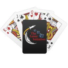TLI Logo Playing Cards