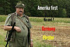 Amerika first!