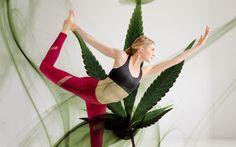 I Tried Ganja Yoga & Here's What Happened