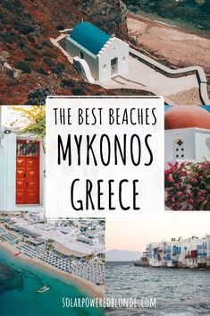 European Travel Tips, Europe Travel Guide, Europe Destinations, Travel Guides, Greece Itinerary, Greece Travel, Greece Trip, Mykonos Town, Mykonos Greece