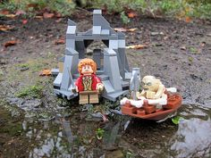 LEGO The Hobbit: An Unexpected Journey | Riddles for the Ring