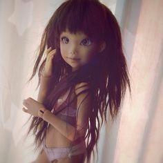 All sizes   Black haired Nena02~Reira #doll #bjd #artistdoll #nena02 #reira #ateliermomoni   Flickr - Photo Sharing!