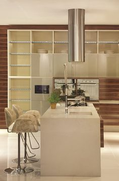 Kitchens with high ceilings | Evviva Bertolini