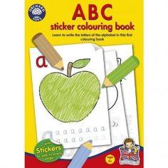Orchard Toys Alphabet Lotto avec ABC Sticker Colouring Book Bundle