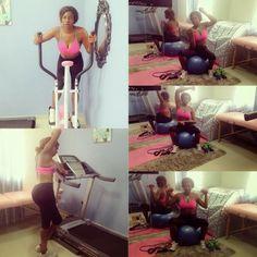 Chika Ike Exercise