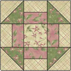 Churn Dash is an easy traditional patchwork quilt block that can be easily customized to suit any theme. Description from patternquilti.com. I searched for this on bing.com/images