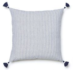 Caitlin Wilson French Stripe Pillow | Domino