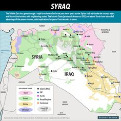 Syria is in the stag