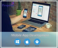 For the custom mobile app development contact #Propelur. We offer quality software products with low development costs. Contact now:http://www.propelur.com