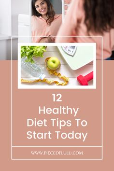 Lose weight with these simple steps! #weightlosstips #nutrition #diet Healthy Diet Tips, Good Healthy Recipes, Healthy Desserts, Holistic Nutrition, Nutrition Diet, Foods For Anxiety, Foods For Brain Health, Best Weight Loss Foods, Make Good Choices