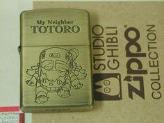 Totoro Catbus Zippo Limited