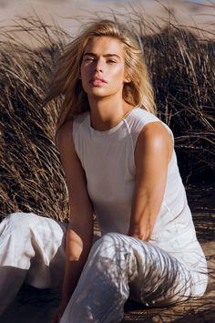 Ashley Heller, by Ben Tsui for Yume Magazine