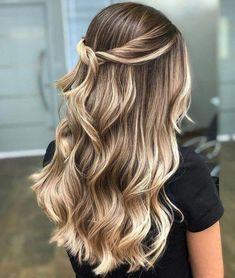 Brown Blonde Hair, Light Brown Hair, Brunette Hair, Black Hair, Baylage Brunette, Blonde Honey, Medium Blonde, Brunette Color, Red Hair