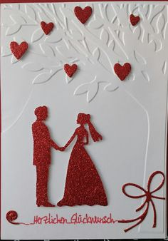 ♥ Memories ♥: Hochzeitskarten