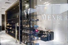 Menbur and Pilar Abril concept store by A+D design, Warsaw