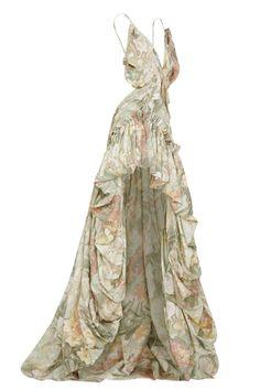 Classy Outfits, Pretty Outfits, Pretty Dresses, Beautiful Dresses, Ball Dresses, Ball Gowns, Prom Dresses, Estilo Floral, Fairytale Dress