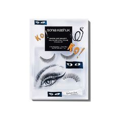 61713f997ce Sonia Kashuk Knock Out Beauty Full Allure & Full Volume Eyelashes... ($9.99