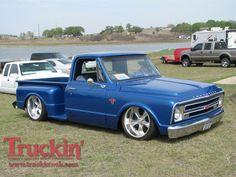 chevy stepside | Chevrolet Custom C10 Stepside Photos: