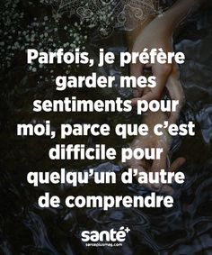 Fitness well-being tips French Quotes, English Quotes, Best Quotes, Love Quotes, Explaining Depression, Respect Life, Motivational Messages, Les Sentiments, Truth Hurts
