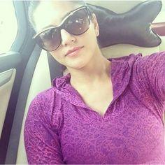 awesome Indian Actress Selfie Photos