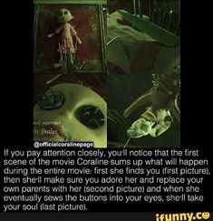 10 Best Funny Coraline Memes Images Coraline Memes Funny