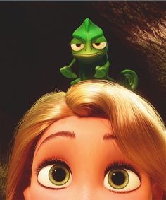 Tangled...one of my favourite kiddies movies - after Toy Story 3 of cuz...