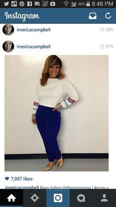 Erica Campbell Virtual