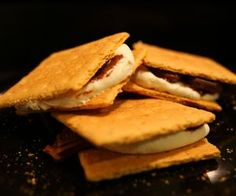 How to Make S'mores in the Microwave