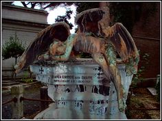 Cimitero monumentale del Verano, Roma
