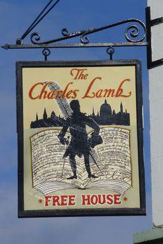 Charles Lamb,, London N.1 | Flickr - Photo Sharing!