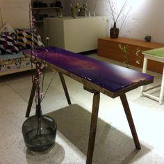 Table, designer Nagasaka @ options store Amsterdam /production by Genesispd.nl