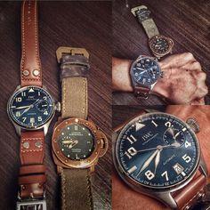 #GYRYEZ##summerleather# #handmade# #vintage# #leather# #watchstrap# #panerai# #rolex# #ancon# #sevenfriday# #IWC# by gyryez #panerai