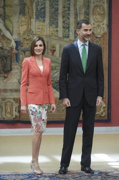 Queen Letizia of Spain Photos - Spanish Royals Attend the Bicentenary of the Council of the Greatness of Spain - Zimbio
