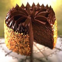 Fudge, ganache icing and filling recipes for chocolate cakes