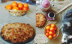 Mi ir Do virtuvė: Morkų pyragas