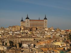 Toledo, Spain. Studied here Spring of 2009 and been back to visit more times than I can count. Echo de menos a Toledo!!