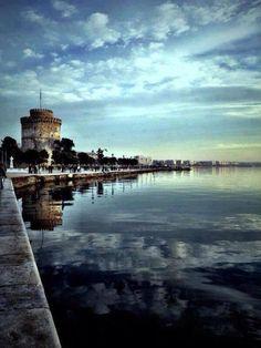 Φθινοπωρινές αποχρώσεις ~ Θεσσαλονίκη Autumn shades ~ Thessaloniki