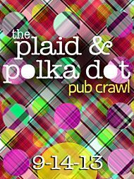 Best night ever! Getting my plaid on! I love plaid! Orlando Events, Downtown Orlando, Best Night Ever, Charity Organizations, Pub Crawl, Party Time, Fun Ideas, Party Ideas, Hens